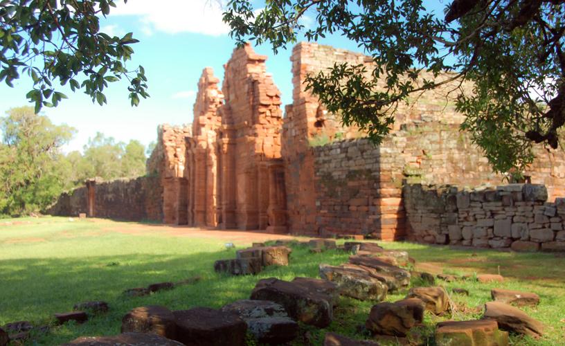 Ruinas Jesuíticas San Ignacio