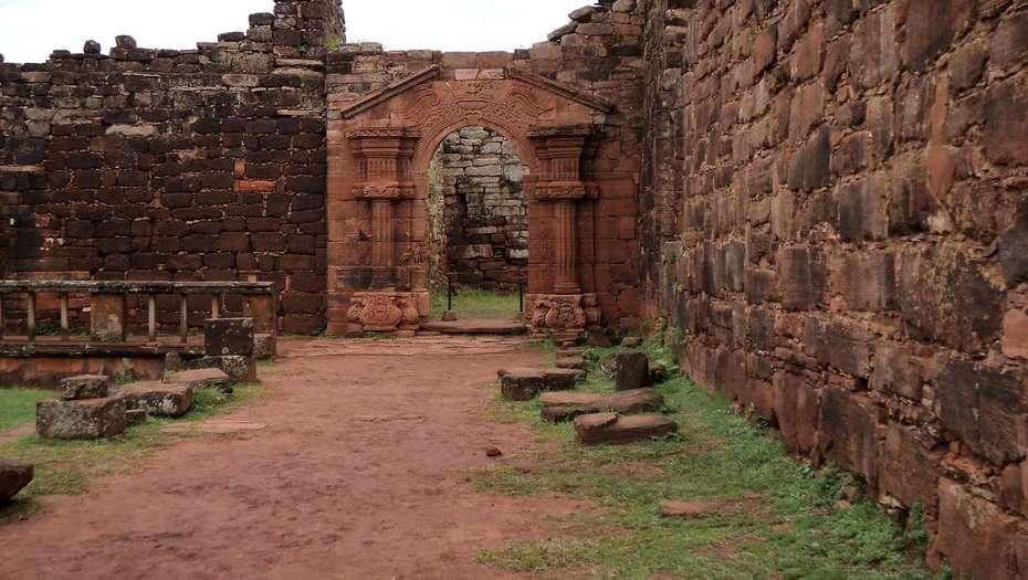 Ruinas Jesuíticas San Ignaci