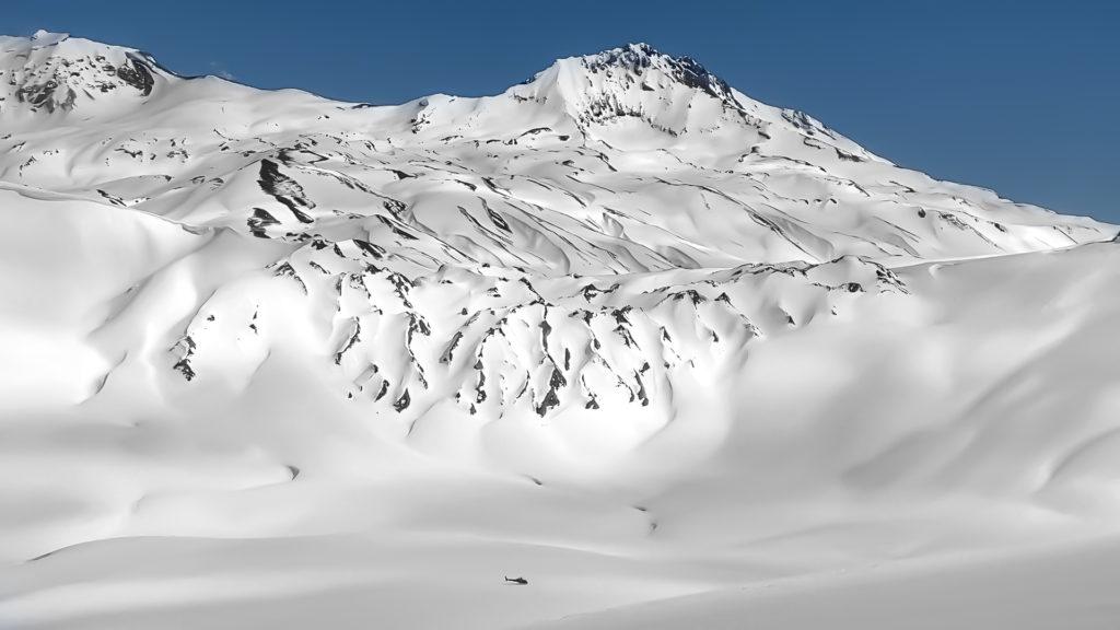 Centro de esquí el Azufre Malargue